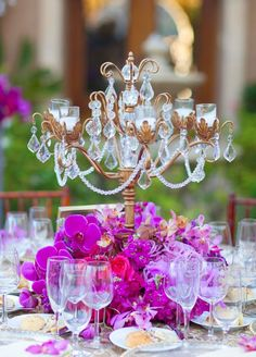 Seriously Stunning Wedding Centerpieces - MODwedding