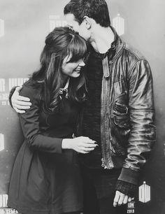 Clara + The Doctor