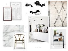 plateful of love: Living room dreams
