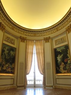 Music pavillion of Madame Du Barry at Louveciennes