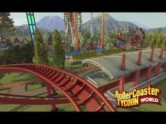 14 Best Roller Coaster Tycoon World images in 2016 | Roller coaster