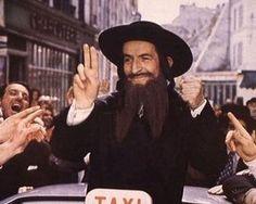 Louis dE Funes rabbi Jacob