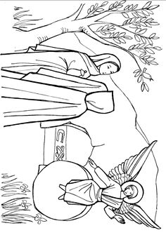 4-jesus-arrested-in-the-garden-of-gethsemane-coloring-page ...
