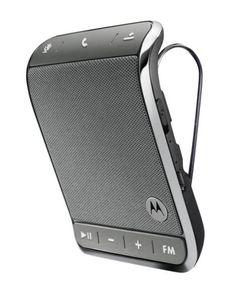 1円ジャンク MOTOROLA Roadster2 Bluetooth車載スピーカーフォン_画像1