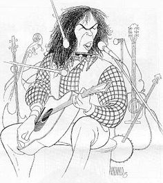 Al Hirschfeld, Illustrator