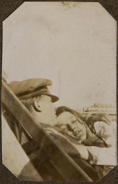 Brighton Beach UK, ca 1915 -1917