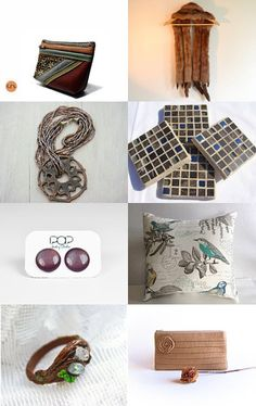 Gifts - natural colours by Stuart McWilliam on Etsy--Pinned with TreasuryPin.com