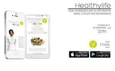 Nuova app realizzata per Healthy healthy è un'app che attraverso dei semplici test ed inserendo alcuni dati personali permetterà di attivare un assistente virtuale che ti accompagnerà verso una scelta consapevole dei cibi e delle bevande per uno stile di vita salutare e gustoso.