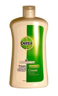 Dettol Liquid Hand Soap Classic Refill 750ml