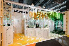 Galería de ARCOmadrid 2016: el diseño de Izaskun Chinchilla para G'Vine - 3 Modern Interior Design, Interior Architecture, Makeup Forever, Installation Art, Modern Furniture, Deco, Photography, Exhibit, Shop Windows