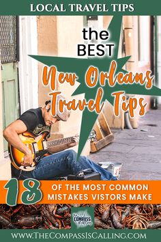 18 Biggest Mistakes New Orleans Tourists Make - trip and travell Usa Travel Guide, Travel Usa, Travel Guides, Travel Tips, Travel Destinations, Travelling Tips, Travel Local, Travel Deals, Travel Advice