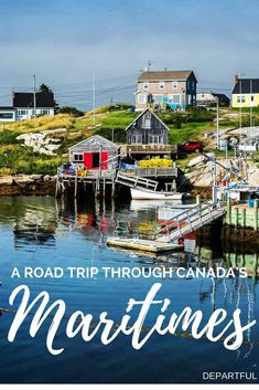 Families do it. Friends drag friends along for it. Couples test relationships via it. It is the road trip through the Canadian Maritimes and east coast.