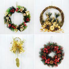 Christmas decoration, inspirations - Yılbaşı dekorasyonunuz hazır mı?