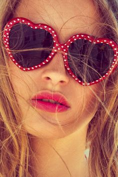 How to Wear Hearts Without Looking Like a Tween