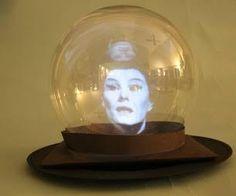 Haunted Crystal Ball (Madame Leota)