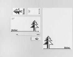 Biotec Brand Identity, Branding, Graphic Design