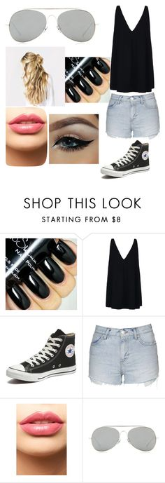 """Untitled #19"" by idiotbaylee ❤ liked on Polyvore featuring STELLA McCARTNEY, Converse, Topshop, LASplash, Acne Studios, women's clothing, women, female, woman and misses"
