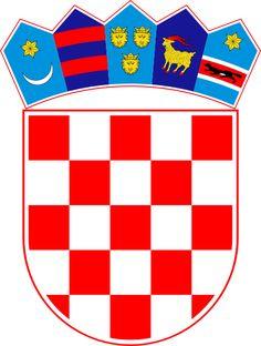 Datei:Coat of arms of Croatia.svg