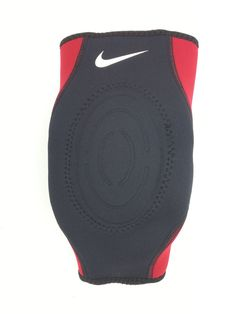 NIKE PROTECTIVE SUPPORTIVE ELBOW NEO SLEEVE RED/BLACK (LARGE) -- NEW #Nike