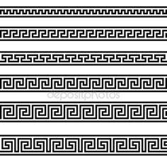 Meandro — Illustrazione stock #12179003
