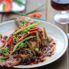 Spicy Braised Fish | China Sichuan Food