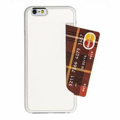 Накладка Ozaki O!coat 0.3 + Pocket для iPhone 6 4.7 - White OC559WH купить в интернет-магазине BeautyApple.ru.