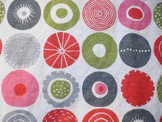 Apron fabric pattern