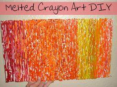 More crayon art! #crayon #t3 #teen #library #programming #crafts