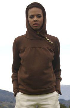 bamboo fleece hoodie