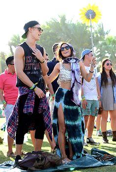 Coachella 2013: What the Stars Wore!: Vanessa Hudgens