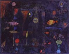 Fish Magic - Paul Klee - Wikipedia, la enciclopedia libre