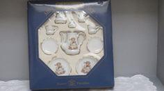 Vintage M.I. Hummel Mini  Collector Tea Set made by karmolijntje, €30.00