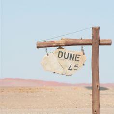 Dune 45, Namibia, Sossusvlei