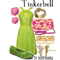 Tinkerbell, That is what the maid of honor would be (AKA my little sister), if she didn't have a specific princess she wanted.