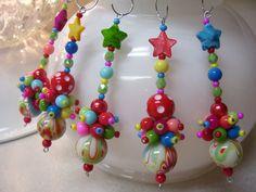 candyland christmas dangle ornaments