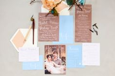 Southern Cottage Wedding invitation Collection by SouthlandFox