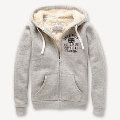 Conniston Sherpa Hoodie From Jack Wills