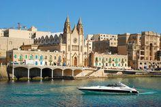 Sliema MALTA Cursos de Idioma Inglés en Malta CAUX InterCultural Desde 2 semanas. Programas de 20, 25 y 30 lecciones semanales. Para más información escribenos a intercultural@cauxig.com