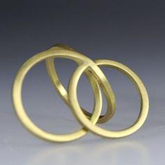 Two Loops Tangent Ring - ECNP Galeri (Ela Cindoruk & Nazan Pak)