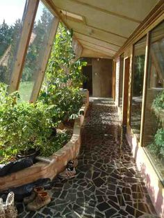 In October I attended a training course on 'Earthships and Sustainable Building Methods'. Though its name may suggest so, an Earthship is not a futuristic craft that fly's through space. It i…