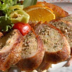 Darált húsos sertésrolád Recept képpel - Mindmegette.hu - Receptek