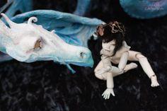 AekaDolls\ porcelain ball-jointed doll by Elena Alekhina\ Collection Aurelis\ выставка Искусство куклы