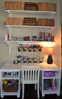 kids study room ideas | back-to-school | pinterest | kids study