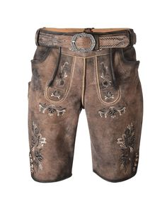 kurze Herren-Lederhose   Alphorn   ADLER MODE Fashion, Eagle, Trousers, Moda, Fashion Styles, Fashion Illustrations