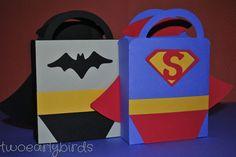 Superhero Party Favors. $17.50, via Etsy.