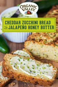 Vegetarian Recipes, Cooking Recipes, Healthy Recipes, Vegetable Recipes, Honey Butter, Zuchinni Recipes, Appetizer Recipes, Appetizers, Recipes