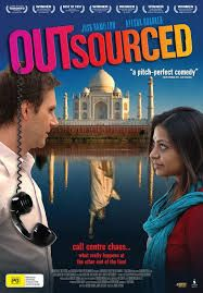 Outsourced is a romantic comedy film, directed by John Jeffcoat, released in 2006.