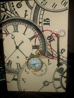 Steam punk sketch book by =Tseng-Akera on deviantART Steampunk Drawing, Sketchbook Pages, Handmade Books, Book Binding, Steam Punk, Art Projects, Deviantart, Drawings, Sketches
