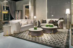 Vogue collection for Turri designed by Andrea Bonini