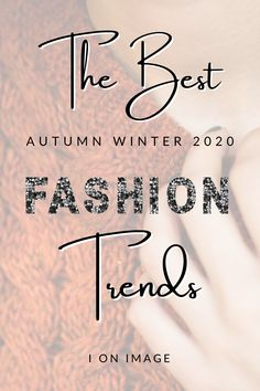 I have selected the best AW20 fashion trends that work when working from home, give you comfort and stand the test of time. One-season fashion affairs are so last season. Following the latest fashion from home made easy by your virtual personal stylist! #fashiontrends #fallfashion #autumnfashion #whattowear #styleinspiration 2020 Fashion Trends, Fall Looks, Right Now, Personal Stylist, Fashion Stylist, Fashion Advice, Latest Fashion, What To Wear, Cool Style